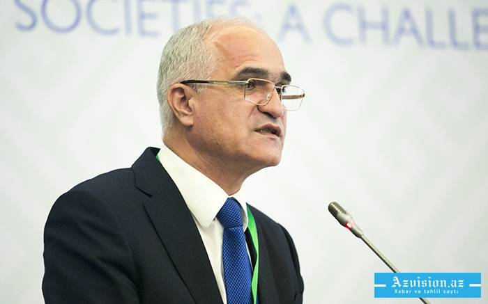 Şahin Mustafayev hesabat verdi