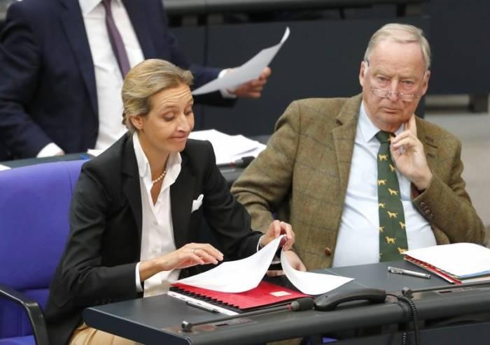 AfD fordert Merkel zum Rückzug auf