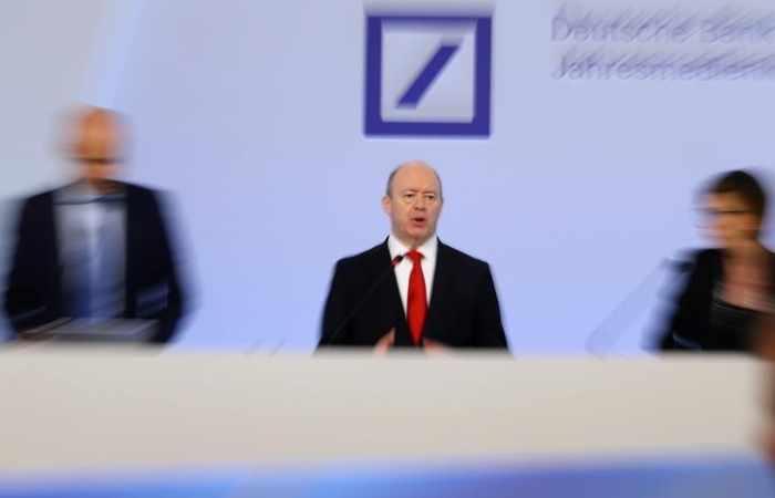 Devisenskandal könnte für Deutsche Bank glimpflich enden