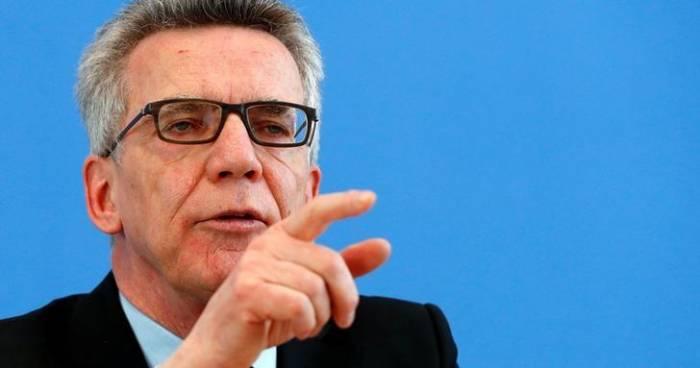 De Maiziere verlangt von Berliner Behörden Aufklärung im Fall Amri