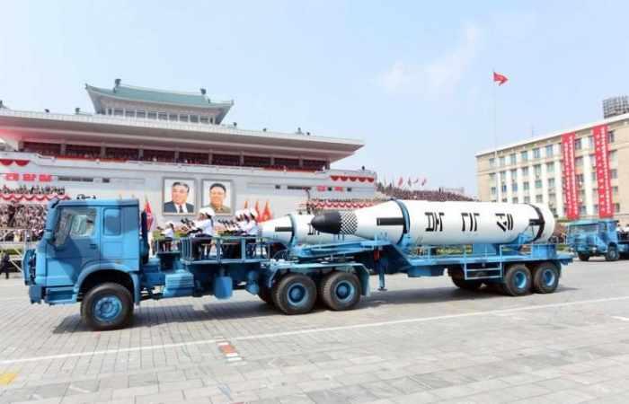 """Nordkorea droht USA mit """"gewaltigem Präventivschlag"""""""