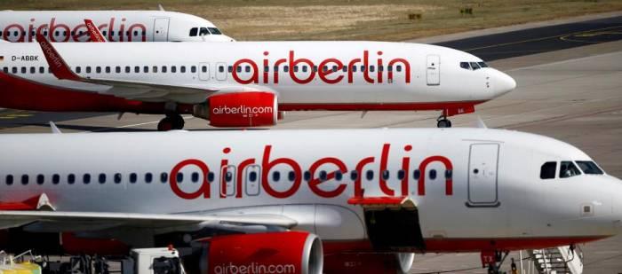 Zeitung - Chinesischer Bieter für Air Berlin