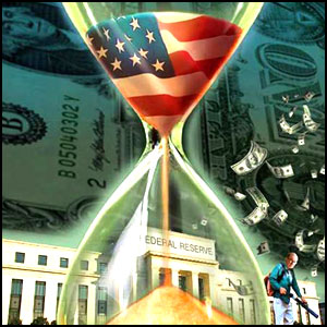 ABŞ maliyyə fəlakəti astanasında
