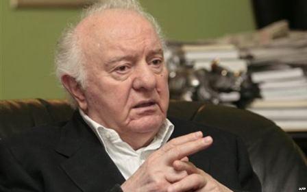 Eduard Şevardnadze vəfat etdi