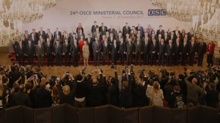 OSZE ist ernsthaft besorgt über die Situation in Karabach
