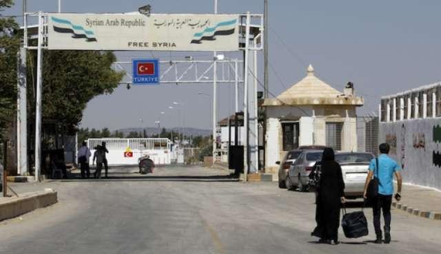 """هيثم العفيسي: """"الجبهة الشامية"""" وافقت عتسلمينا المعابر الحدودية مع تركيا"""