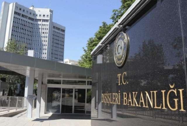 وزارة الخارجية التركية: لا تذهب إلى الولايات المتحدة الأمريكية!