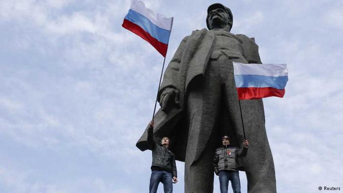 Goodbye, Lenin! - Ukrainian style