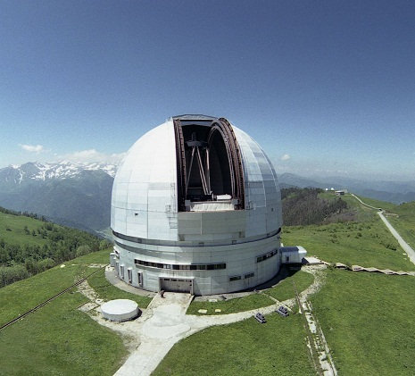 Azərbaycanda yeni böyük teleskop quraşdırılacaq