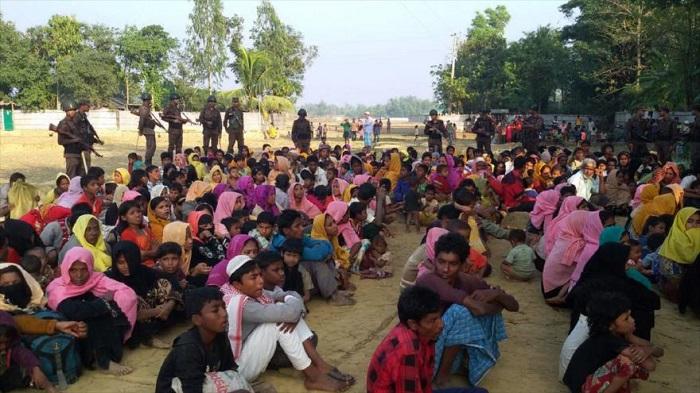 Bangladés fuerza a Myanmar a abordar crisis rohingya