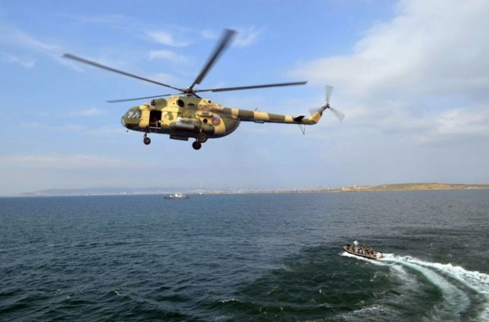 Azerbaijan successfully conducts evaluation of Naval Forces Boarding Party on NATO standards