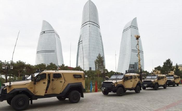 Azərbaycan Ermənistandan 20 dəfə çox silah alıb