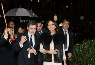 Mehriban Əliyeva operada FOTOSESSİYA