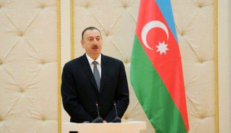 İlham Əliyev: `Azərbaycan buna imkan verməyəcək`
