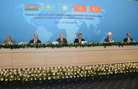 Baku hosts 1st Forum of Heads of Diaspora Organizations of Member Countries of Cooperation Council of Turkic-Speaking States