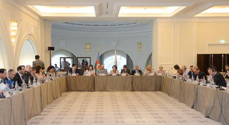 Baku int`l conference of ombudsmen on Human Rights Day in progress
