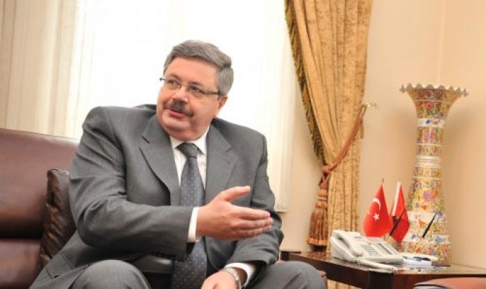 Alexey Yerkhov appointed new Russia's ambassador to Turkey