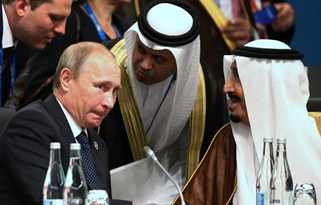 Saudi Oil Is Seen as Lever to Pry Russian Support From Syria