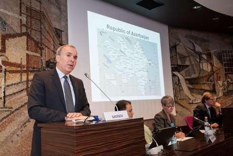 İtaliyada biznes mövzusunda forum - FOTO