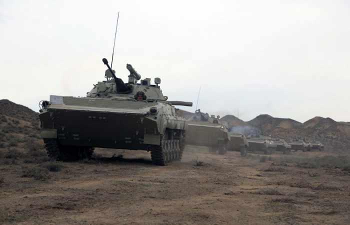 Azerbaijani army's large-scale drills enter next phase - PHOTOS