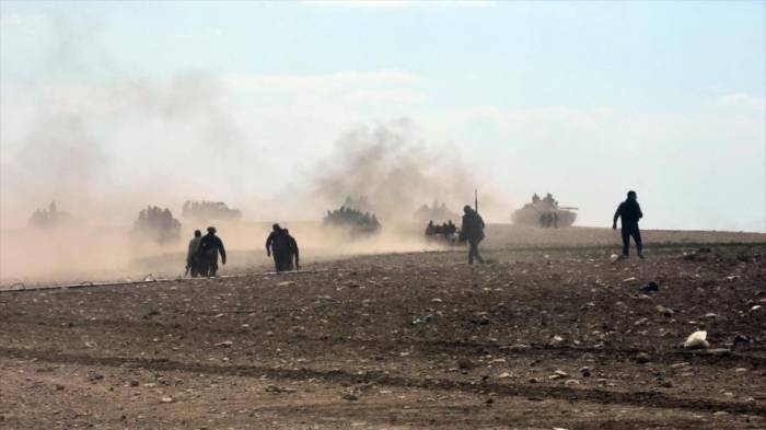 Ejército sirio envía refuerzos a la frontera con Jordania