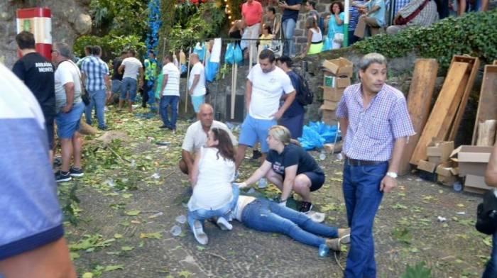 Tote durch umstürzende Eiche auf Madeira