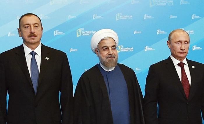 Əliyev-Putin-Ruhani görüşü Tehranda keçirilə bilər