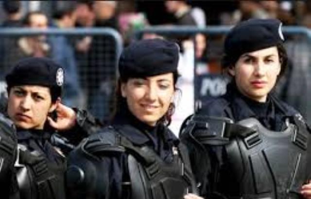 Azərbaycanda nə qədər qadın polis var?