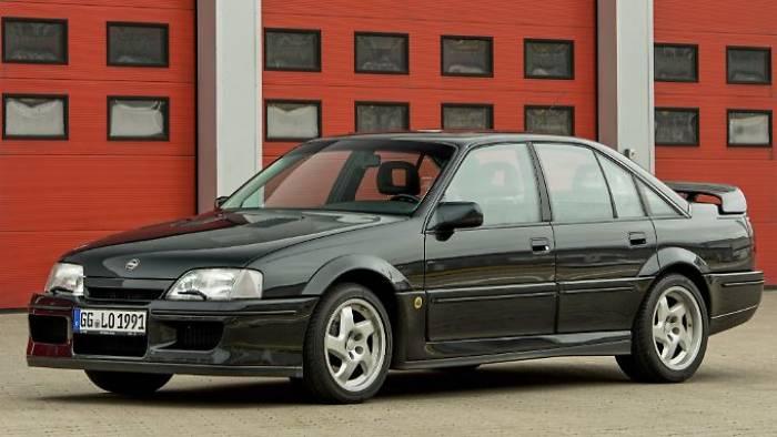 Opels letzter Blitzeinschlag im Oberhaus