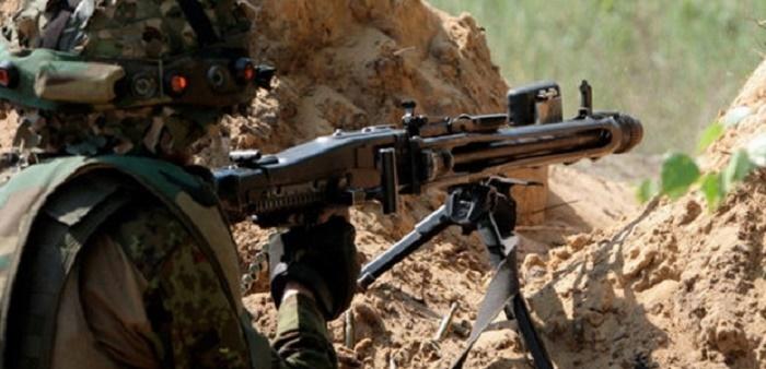 Bewaffnete armenische Einheiten haben Waffenstillstand 126 Mal gebrochen
