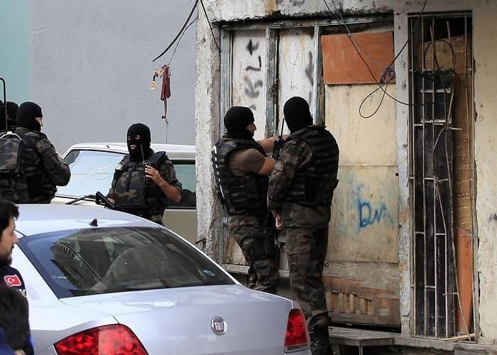 Ankarada İŞİD əməliyyatı - 111 nəfər saxlanıldı