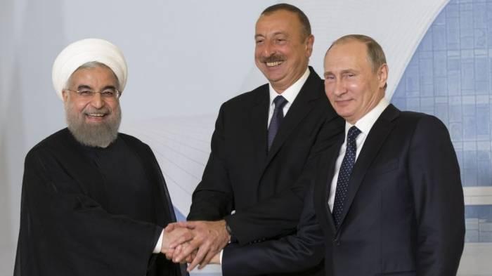 İlham Əliyev bu gün Putin və Ruhani ilə görüşəcək