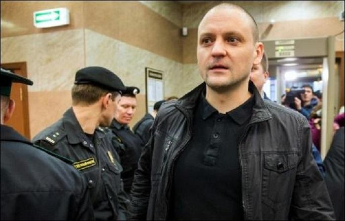 Putin-Gegner Udalzow in Straflager in Hungerstreik getreten