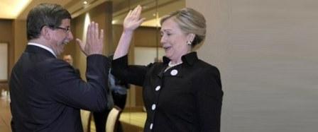 Klinton Davudoğlunu belə çağırırmış- Yazışmalar