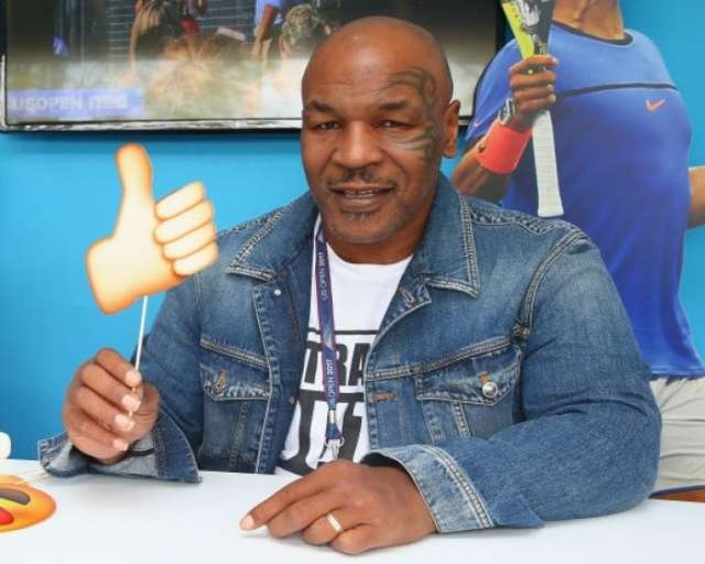 Mike Tyson breaks ground on 40-acre marijuana ranch in California