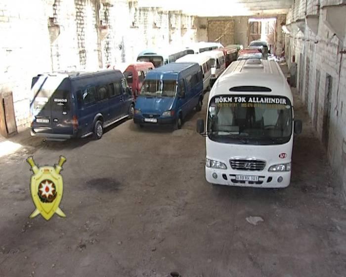 Bakı-Sumqayıt yolunda reyd - 24 avtobus xətdən çıxarıldı