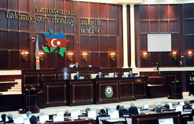Azerbaijani MPs voice protest over PACE's anti-Azerbaijan resolutions