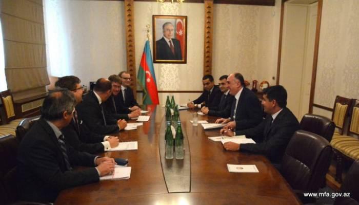Le ministre azerbaïdjanais des Affaires étrangères a reçu le vice-ministre polonais des Affaires étrangères