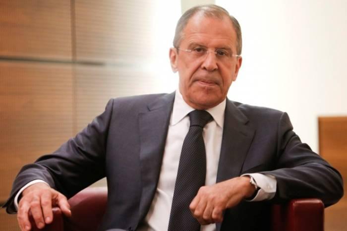 Lavrov Xəzərin taleyinə aydınlıq gətirdi