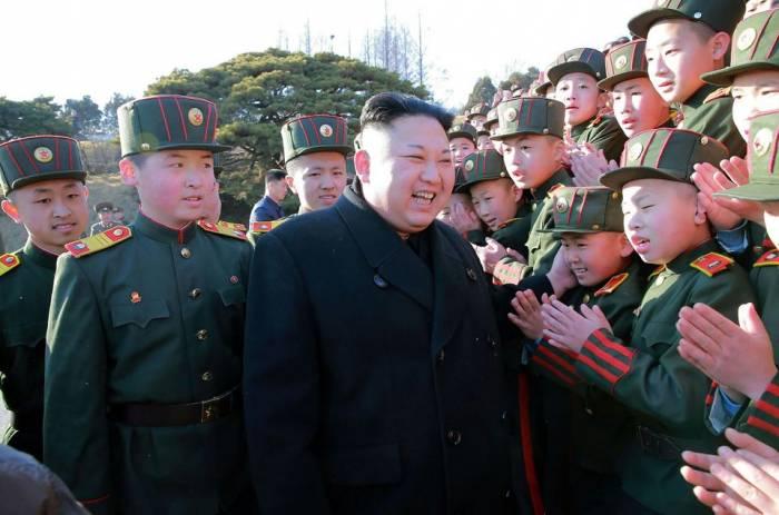 """La Corée du Nord vise à devenir """"la puissance nucléaire la plus forte"""""""