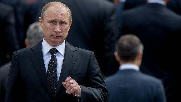 Putin Qərb liderləri ilə görüşdən imtina etdi