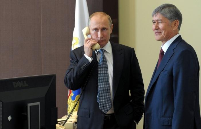 Putin və Atambayev infeksion xəstəliklərə qarşı