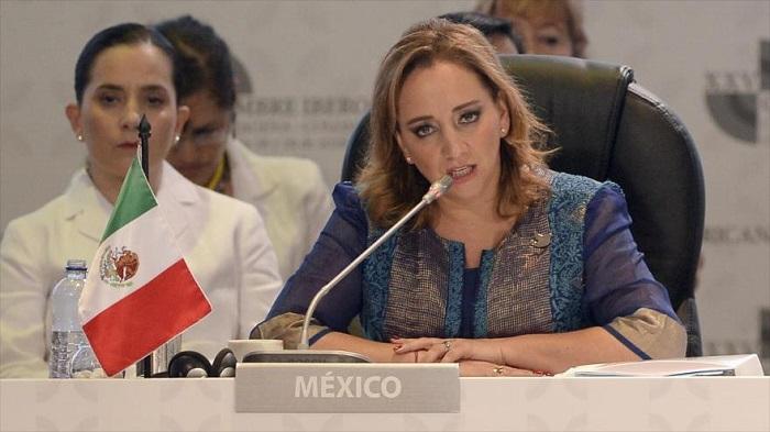 Massieu: México no pagará el muro fronterizo de Trump