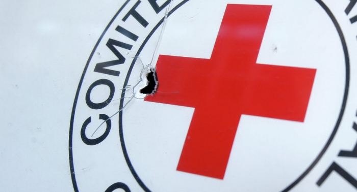 One man injured after attack on Red Cross's humanitarian convoy near Damascus
