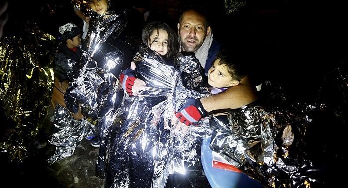 Plus de 218.000 migrants arrivés en Europe via la Méditerranée en octobre