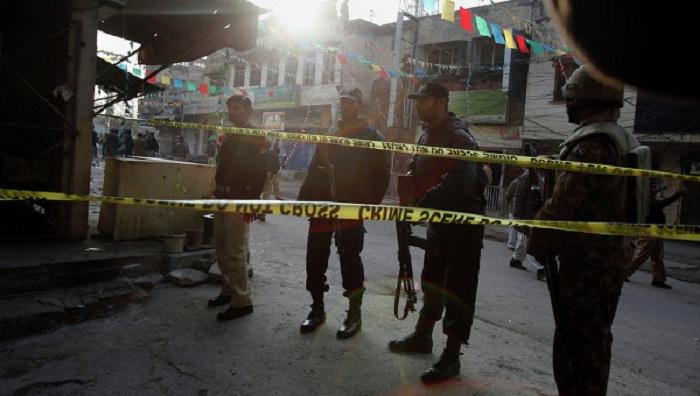 Pakistanda terror: Ölənlərin çoxu jurnalistdir (Yenilənib)