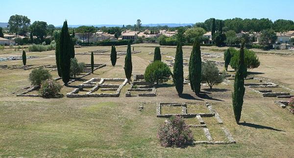 Une taverne du 1er siècle av.JC. découverte en France