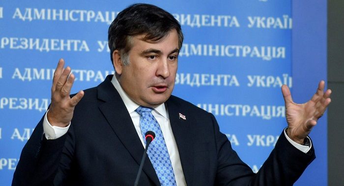 Saakashvili `Should be Jailed` for Plotting Coup in Georgia