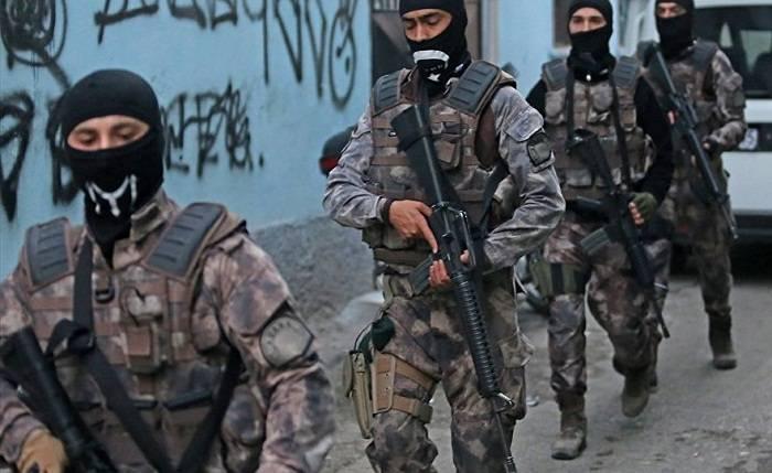 Türkiyədə 283 İŞİD-çi tutulub