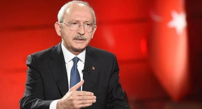 Kılıçdaroğlu yenidən CHP sədri seçildi